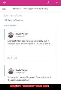 Yammer web part 09