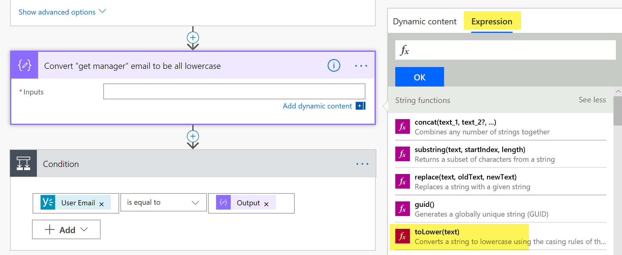 Yammer manager flow-02